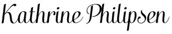 Kathrine Philipsen Logo