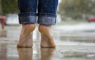 fodøvelser: Træn dine fødder